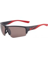 Nike EV0873 Golf X2 Pro E Shiny Gunmetal Sunglasses