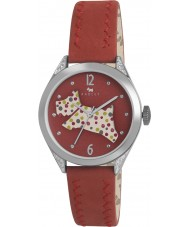 Radley RY2175 Ladies Red Leather Strap Watch