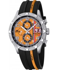 Lotus 15881-4 Mens Marc Marquez Chrono GP Orange Black Watch