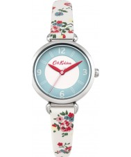 Cath Kidston CKL020CS Ladies Kew Sprig Cream with Floral Print Watch
