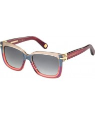 Marc Jacobs Ladies MJ 507-S 0MP BD Crystal Azure Pink Sunglasses