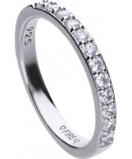 Diamonfire Ladies Memory Ring