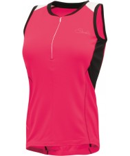 Dare2b Ladies Fervor Neon Pink Jersey Top