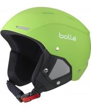 Bolle 31185 Backline Soft Green Ski Helmet - 59-61cm