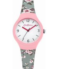 Cath Kidston CKL022P Ladies Trailing Rose Blue with Multicolour Print Watch