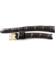 Krug Baümen 15058BRNG Mens Brown Leather Replacement Strap