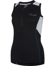 Dare2b Ladies Fervor Black Jersey Top