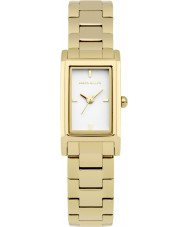 Karen Millen KM114GM Ladies Gold Plated Bracelet Watch