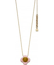 Orla Kiely N4125 Ladies Daisy Necklace