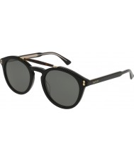 Gucci Mens GG0124S 001 Sunglasses