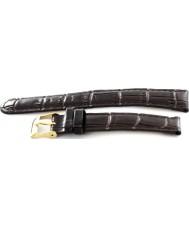 Krug Baümen 15058BRNL Ladies Enterprise Brown Leather Replacement Strap