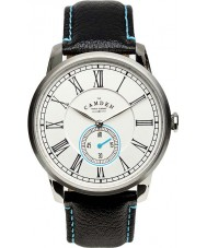 Camden Watch Company CWC-29-11A Mens No 29 Black Leather Strap Watch