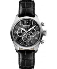 Ingersoll INQ041BKSL Mens Black Chronograph Watch