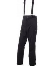 Dare2b DMW070-80080 Mens Tradeoff Black Ski Pants - Size XL (18)