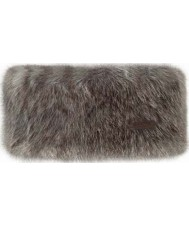 Barts 01190021 Ladies Grey Fur Headband