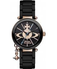 Vivienne Westwood VV067RSBK Ladies Kensington Watch