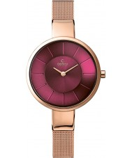 Obaku V149LXVQMV Ladies Sol Watch