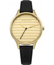 Karen Millen KM161B Ladies Watch