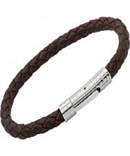 Unique B70DB-21cm Mens Bracelet