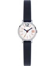 Orla Kiely OK2009 Ladies Frankie Navy Leather Strap Watch