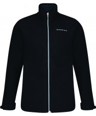 Dare2b DML316-80070-L Mens Assailant Black Softshell Jacket - Size L