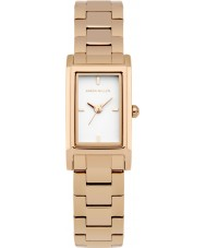 Karen Millen KM114RGM Ladies Rose Gold Plated Bracelet Watch