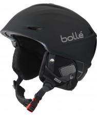 Bolle 31187 Sharp Black Digitalism Ski Helmet - 58-61cm