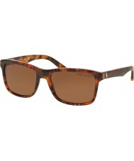 Polo Ralph Lauren PH4098 57 Casual Living Shiny Jerry Tortoiseshell 501783 Polarized Sunglasses
