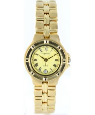 Krug Baümen 4964KL Ladies Baron Yellow Dial