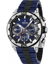 Festina F16659-2 Mens Chrono Bike 2013 Blue and Black Watch