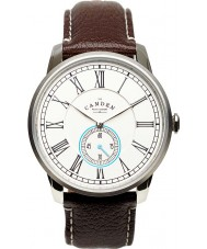 Camden Watch Company CWC-29-11B Mens No 29 Brown Leather Strap Watch
