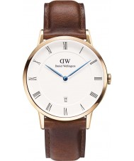 Daniel Wellington DW00100083 Mens Dapper 38mm St Mawes Rose Gold Watch