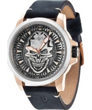 Police 14385JSRS-57 Mens Reaper Silver Black Watch