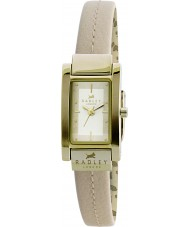 Radley RY2050 Ladies Stitched Cream Leather Strap Watch