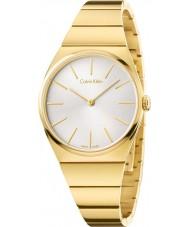 Calvin Klein K6C2X546 Ladies Supreme Yellow Gold Plated Watch