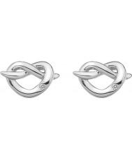 Hot Diamonds DE450 Ladies Infinity Heart Earrings