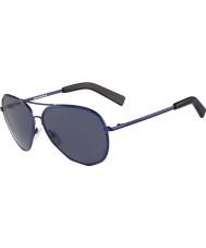 Karl Lagerfeld KL229S Satin Blue Sunglasses