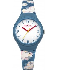 Cath Kidston CKL023N Ladies Mini Clouds Blue with Printed Mini Clouds Watch