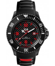 Ice-Watch 001312 Mens Ice-Carbon Black Silicone Strap Big Watch