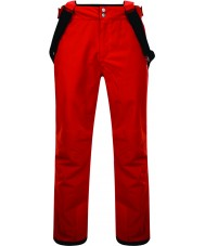 Dare2b DMW354R-65790-XXL Mens Certify Fiery Red Pants - Size XXL