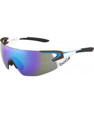 Bolle 5th Element Pro Team AG2R La Mondiale Blue-Violet Sunglasses