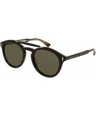 Gucci Mens GG0124S 002 Sunglasses