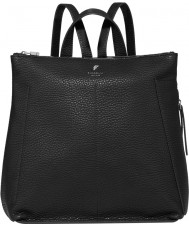 Fiorelli FH8766-BLACK Ladies Finley Backpack