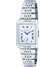 Dreyfuss and Co DLB00007-21 Ladies 1974 Silver Steel Watch