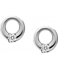 Skagen SKJ0311040 Ladies Elin Silver Steel Earrings