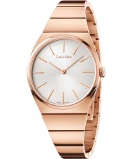 Calvin Klein K6C2X646 Ladies Supreme Rose Gold Plated Watch