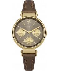 Fiorelli FO013TG Ladies Tan Leather Strap Chronograph Watch