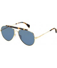 Tommy Hilfiger TH 1454-S 000 72 Rose Gold Sunglasses