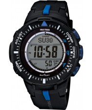 Casio PRG-300-1A2ER Mens Pro-Trek Black Resin Strap Watch