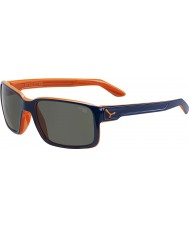 Cebe Dude Blue Out Orange In Sunglasses